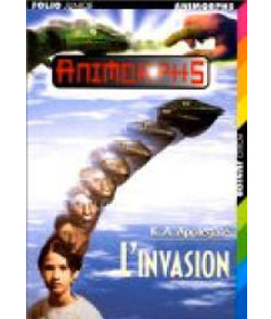 animorphs l'invasion