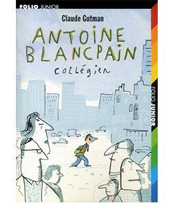Antoine Blancpain, collégien