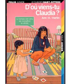 D'où viens-tu Claudia ?