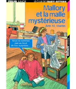 Mallory et la malle mystérieuse