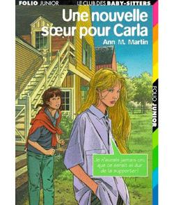 Une nouvelle soeur pour Carla