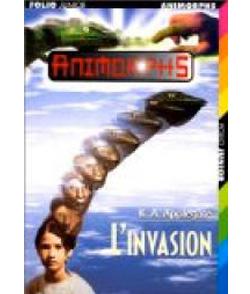 animorphs l'invasion
